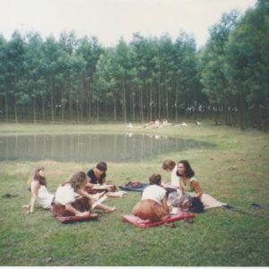 encontros da Tenda da Terra - 1995