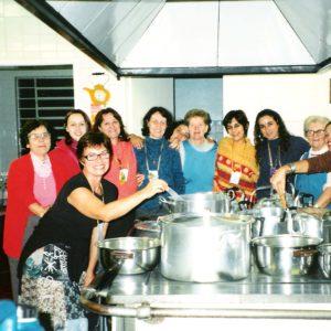 Irmãs da Casa de retiros