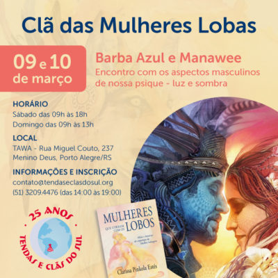 Clã das Mulheres Lobas_Posts_3_Barba Azul e Manawee